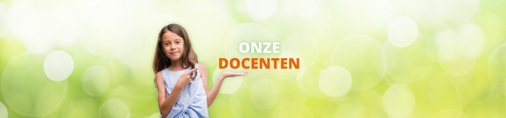 Onze docenten van Jeugdprofessionals Nederland